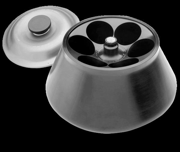 Угловой ротор для настольных центрифуг GA-6 (арт. 367054)