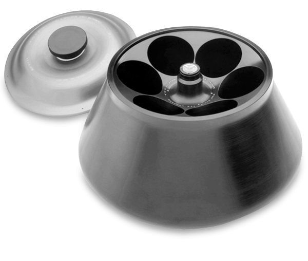 Benchtop Fixed Angle GA 6 367054 Rotor