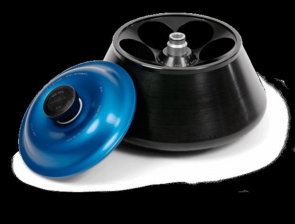 Угловой ротор для высокоскоростных центрифуг JA-14 (арт. 339247)