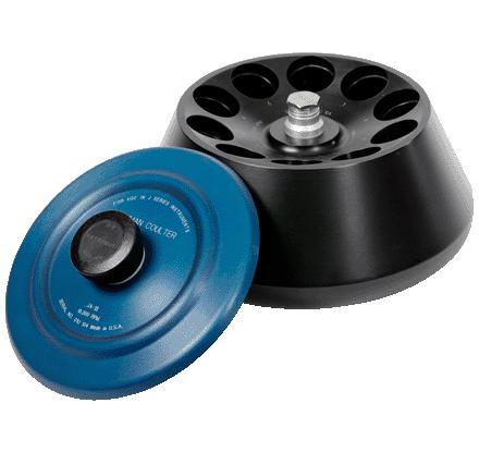 Угловой ротор для высокоскоростных центрифуг JA-18 (арт. 369679)