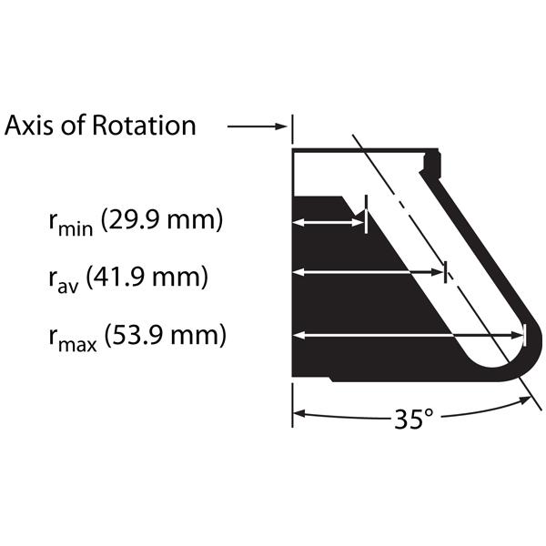 Ultracentrifuge Fixed Angle