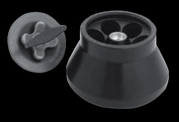 FX301.5 Fixed-Angle Aluminum Rotor- 30 x 2.2 mL, 16,000 rpm, 28,672 x g