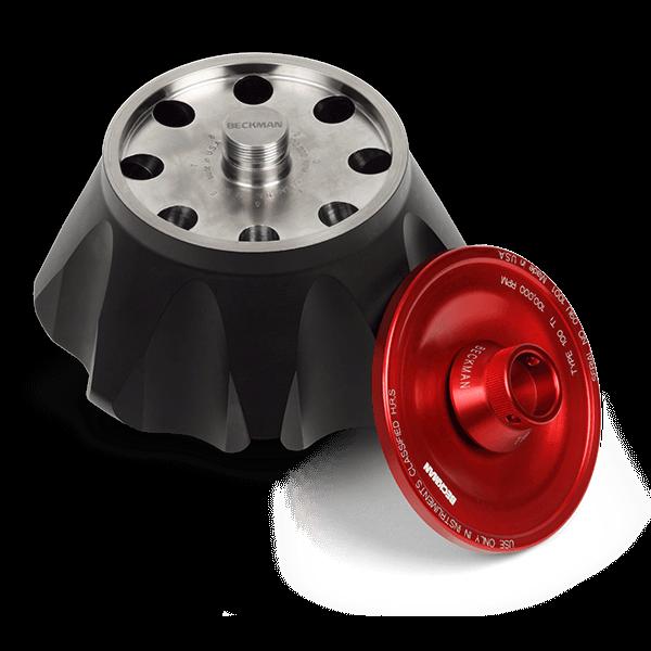 Угловой ротор для ультрацентрифуг Type 100 Ti (арт. 363013)