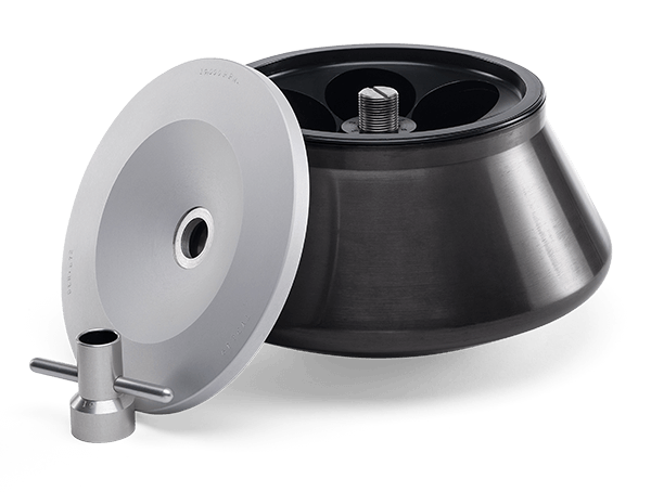 Type 19 Fixed-Angle Aluminum Rotor