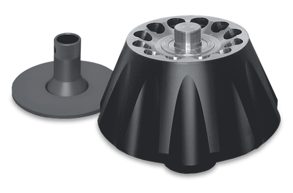 Type 70.1 Ti Fixed-Angle Titanium Rotor