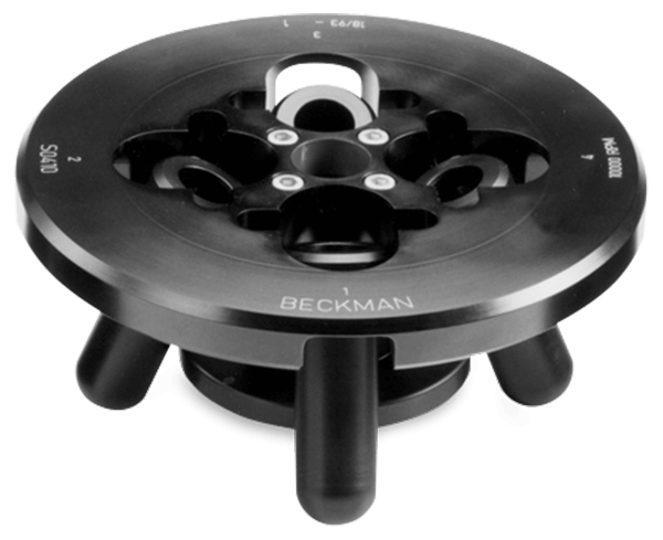 S0410 Swinging-Bucket Aluminum Rotor