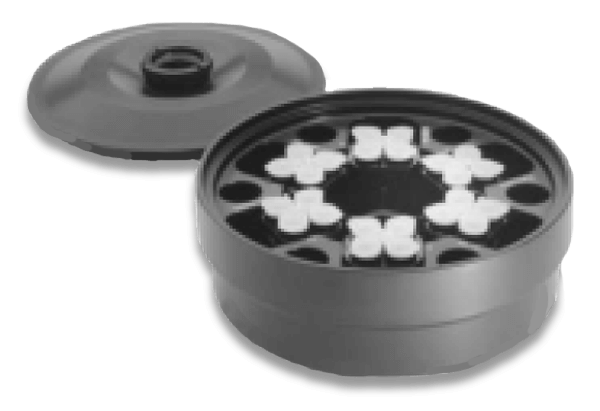 SX241.5 Swinging-Bucket Aluminum Rotor