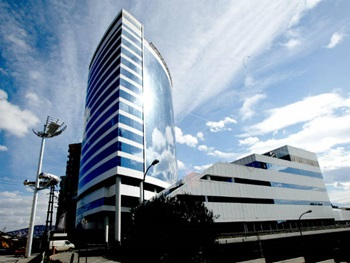 Istanbul Turkey Beckman Coulter Office