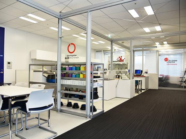 新利国际娱乐贝克曼库尔特生命科学东京日本办事处