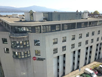 Nyon Switzerland Beckman Coulter Office