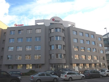 Beckman Coulter Office in Prague