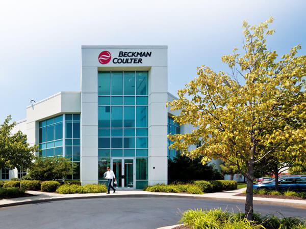 Главный офис Beckman Coulter Life Sciences в Индианаполисе