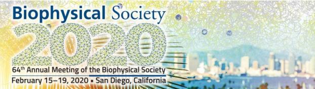 Biophysics Banner - Biophysics Conference