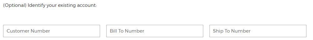 My Account Registration Account Self Validation