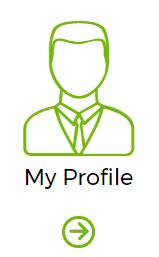 My Account Profile Icon