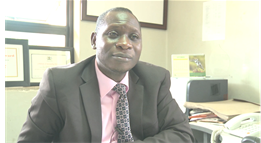 CARES Initiative Charles Kiayga