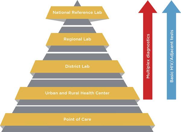 CARES Initiative Laboratory Organization