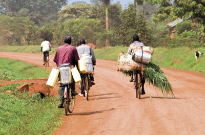 CARES Initiative Men Walking