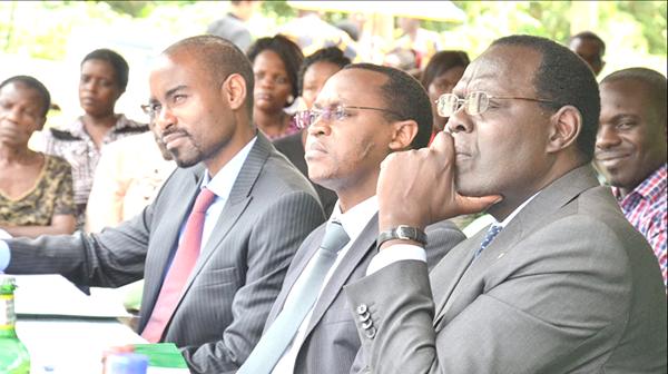 CARES Initiative Ministers of Health Uganda