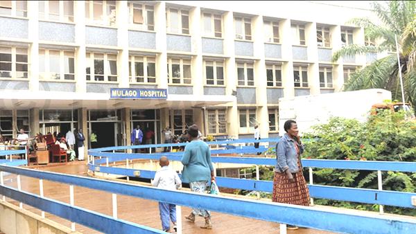 CARES Initiative Mulago hospital