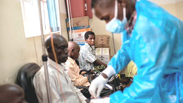 CARES Initiative Patients