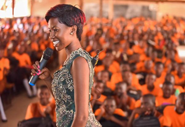 CARES Award Winner 2018 Evah Namakula