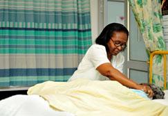 CARES Award Hillcrest respite care