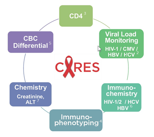 CARES Solutions diagram