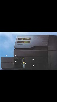 Coulter Flow Cytometer EPICS XL