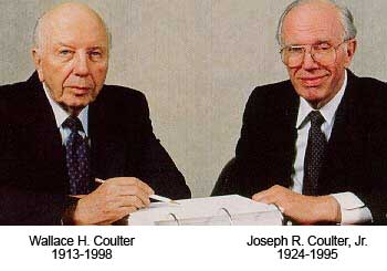 Hermanos Wallace y Joseph Coulter