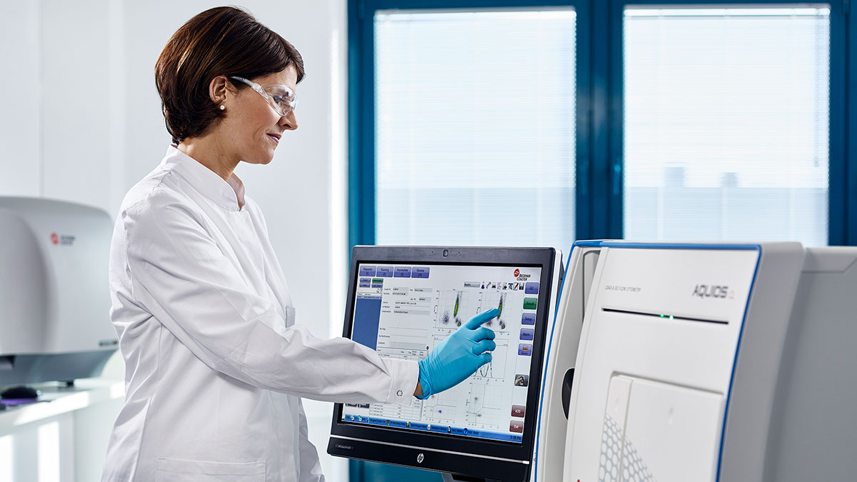 The AQUIOS  CL flow cytometer has been accepted by the WHO Prequalification of In Vitro Diagnostics Program
