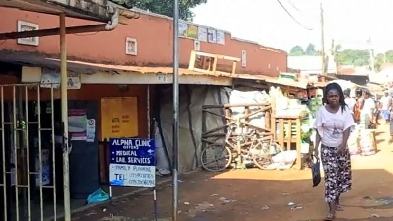 Uganda NHLS sample hub