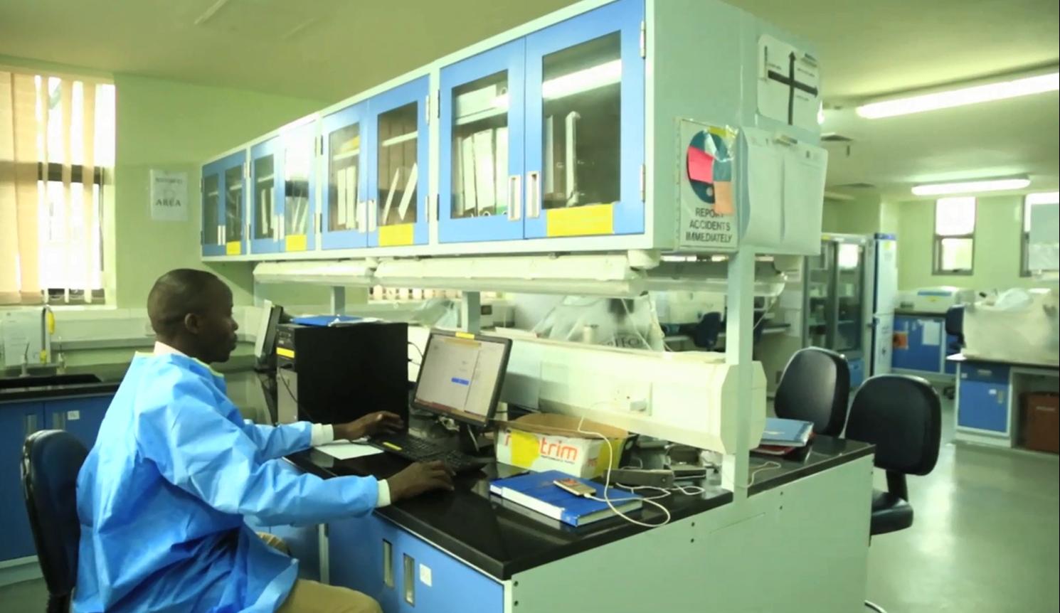CARES Uganda NHLS lab 2 - Section 3