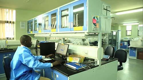 Uganda NHLS Laboratory – Demonstrating Operational Efficiencies