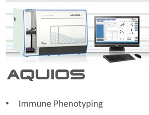 AQUIOS CL: Load & Go Flow Cytometry
