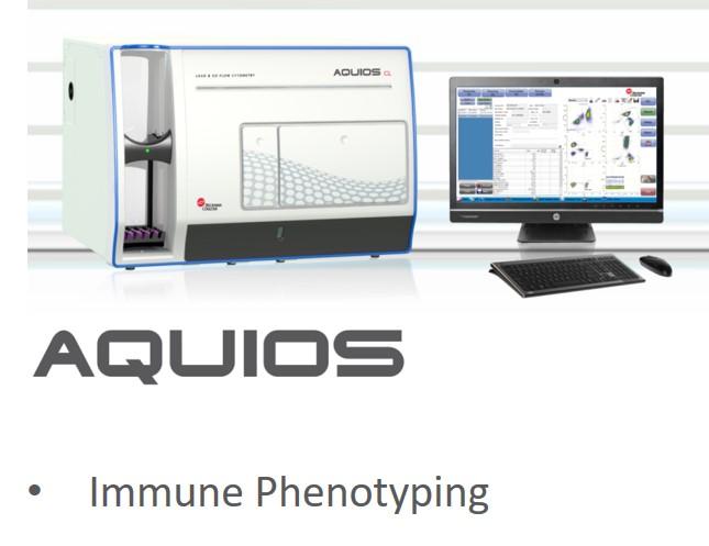 AQUIOS CL: Load & Go Flow Cytometry