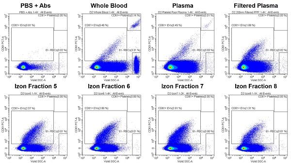 CD61+ Platelet EV Sample Preparation