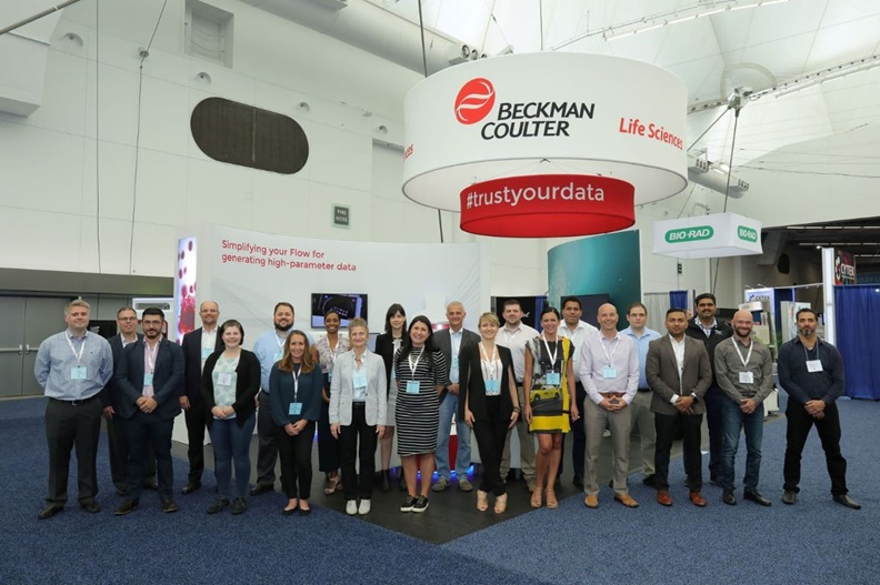 Cyto 2019 Beckman Coulter Life Sciences.