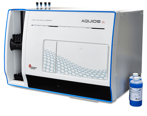 AQUIOS CL Load and Go Flow Cytometer