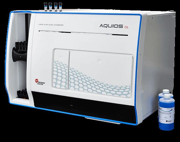 AQUIOS CL Load and Go Flow Cytometer