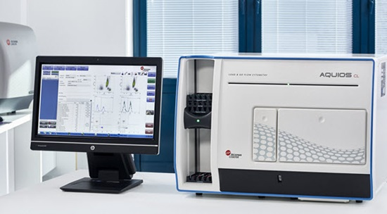 AQUIOS CL Load and Go Flow Cytometer Workstation