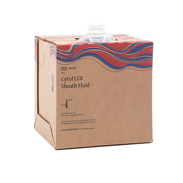 B51503, CytoFLEX Sheath Fluid, 1 x 10 L