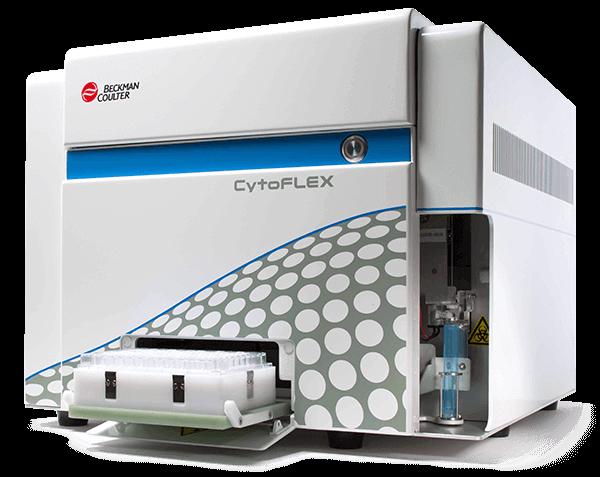 Citómetro de flujo de investigación CytoFLEX