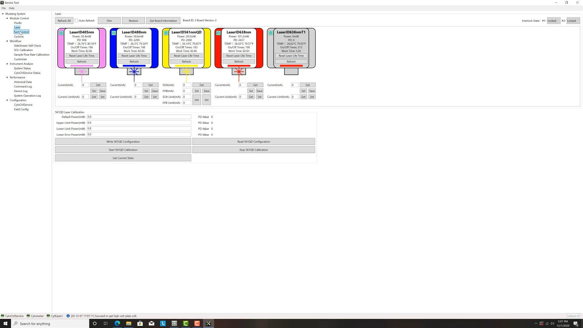 Service Tool Module Galler