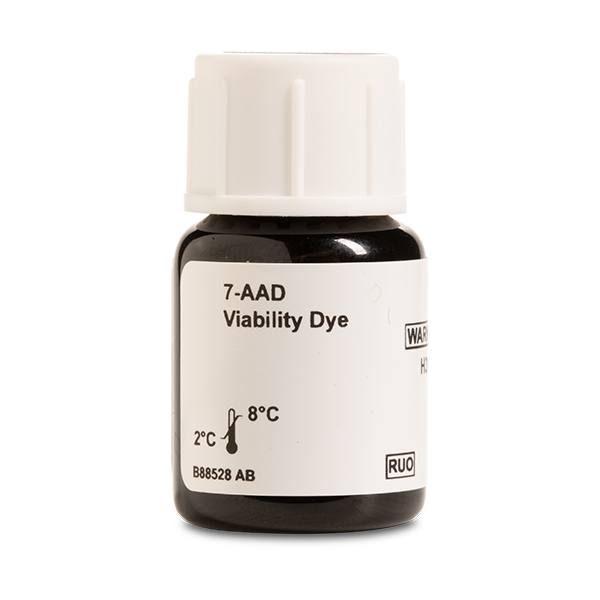 7-AAD reagent for staining DNA by flow cytometry