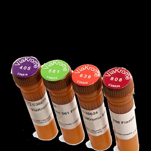 ViaKrome Fixable Viability Dye Portfolio