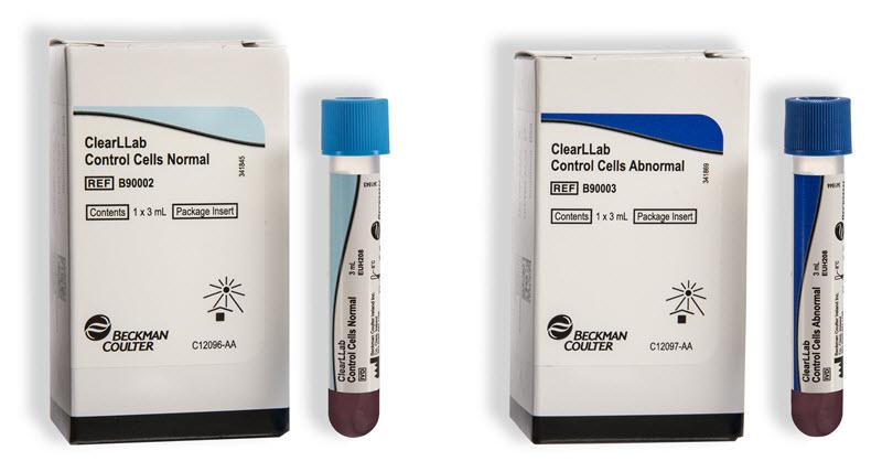 Контрольные клетки ClearLLab