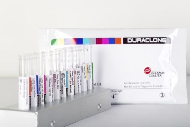 DURAClone IM Count Tube, 25 Tests, RUO