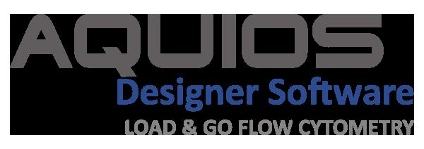 AQUIOS Designソフトウエアのロゴ