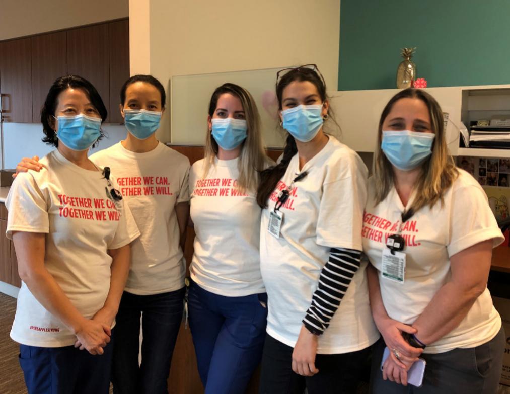 Miami Cancer Institute Testimonial Team